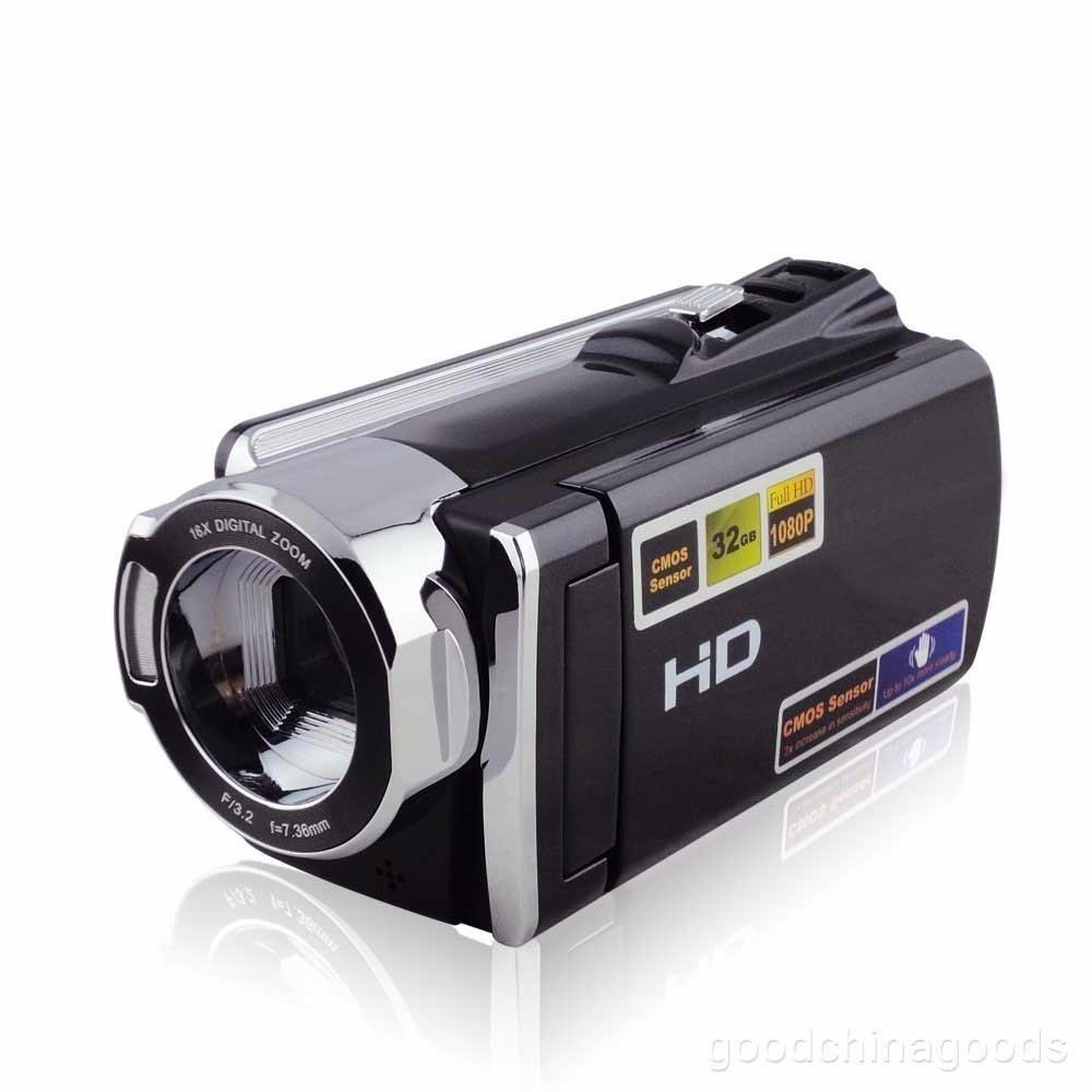 Videocámara Powerlead Puto Pld001 2.7 Lcd 1080p Full Hd Dv ...