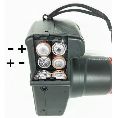 videocámara profesional 3 pulgadas full hd zoom 16x