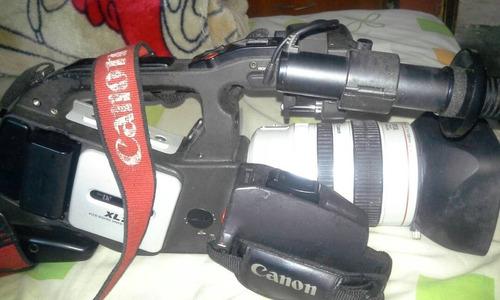 videocámara profesional canon xl2