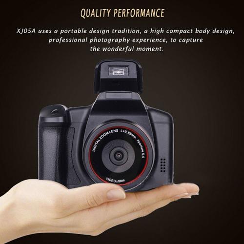 videocámara professional 12mp full hd zoom 16x