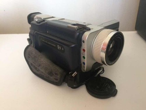 videocámara sony digital8 dcr trv740 con cargador