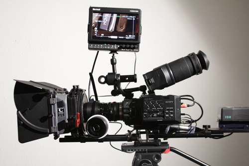 videocamara sony fs-100 profesional s35mm