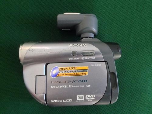 videocamara sony handycam dcr-dvd305