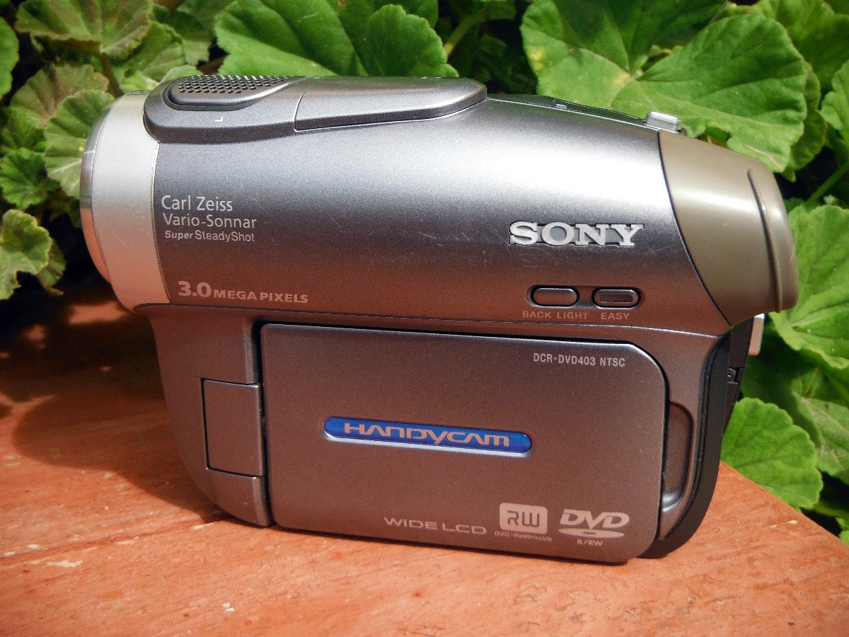 SONY HANDYCAM DCR-DVD403 WINDOWS 8 DRIVERS DOWNLOAD (2019)