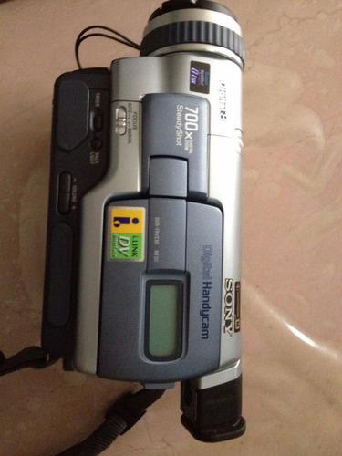 videocamara sony vintage