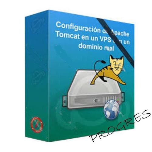 videocurso configuración de apache tomcat en un vps