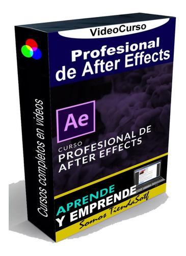 videocurso de after effects/ lo mejor