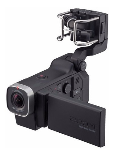 videograbadora digital zoom q8 audio y video pro ahora 12!
