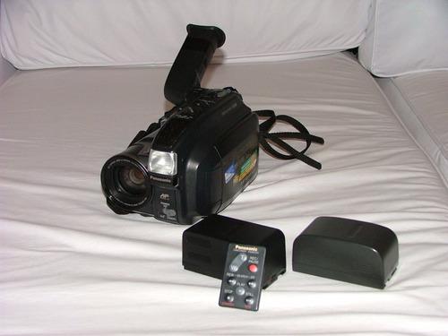 videograbadora palmcorder panasonic vj77 x22