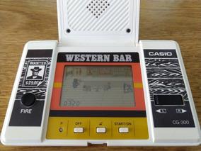Videojuego Cg Casio Western 300 Bar qVUzGLSMp
