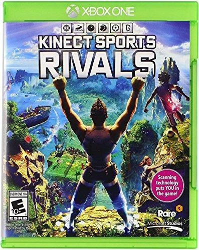 videojuego de kinect sports rivals para xbox one microsoft