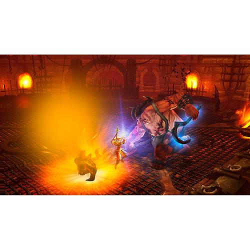 videojuego diablo iii: segador de almas ps4