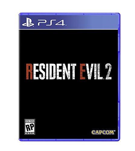 videojuego en resident evil 2 para playstation4