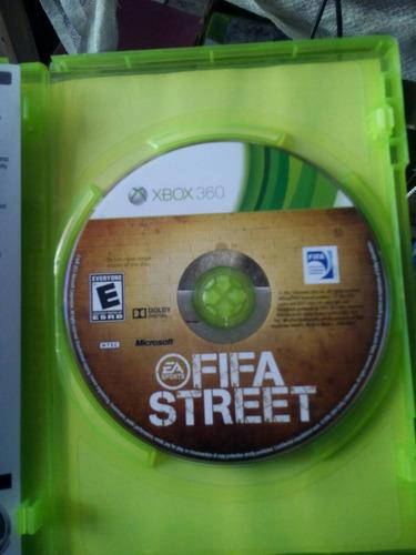 videojuego fifa xbox 360