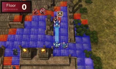 videojuego fire emblem echoes shadows of v. nintendo 3ds