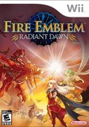 videojuego fire emblem: radiant dawn para wii