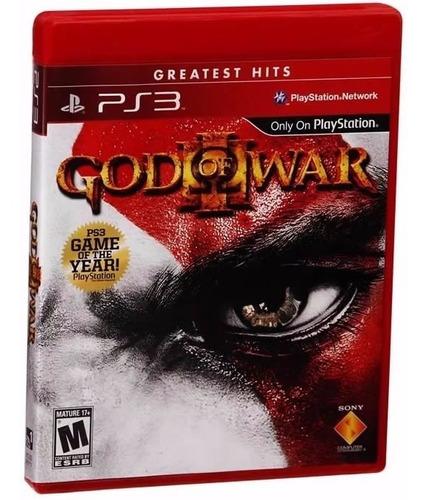 videojuego god of war iii play station 3 * nuevo*