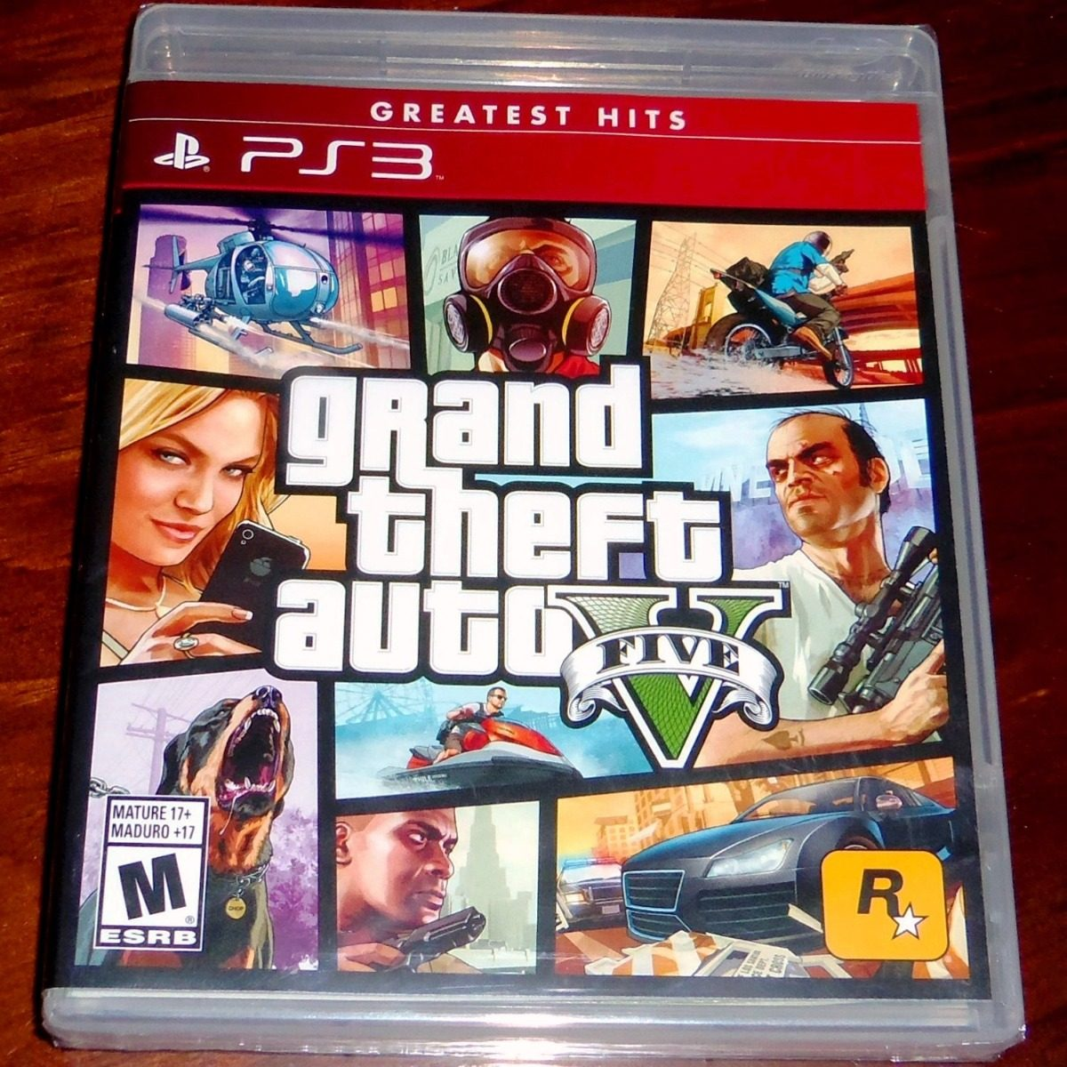 how to play gta 5 ps3