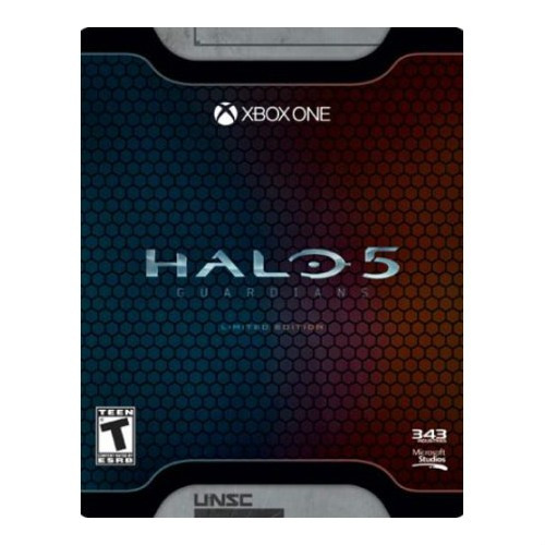 videojuego halo 5: guardians limited edition (xbox one)