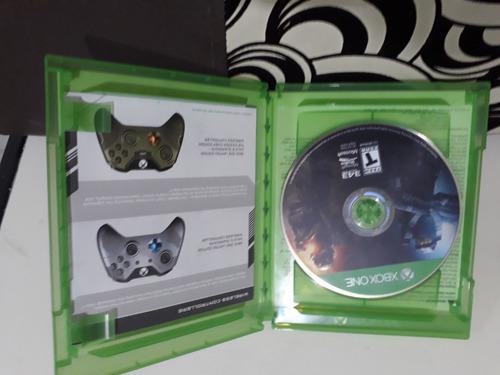 videojuego halo 5 guardians para xbox one (usado)