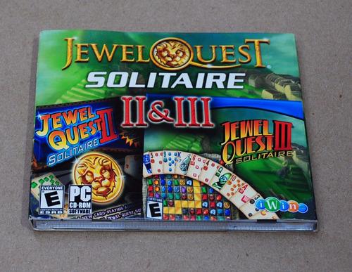 videojuego jewel quest 2 y 3 solitaire par pc  game38