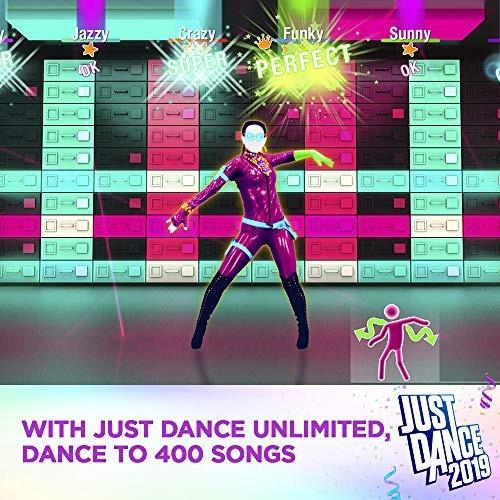 videojuego just dance 2019 edición wii standard