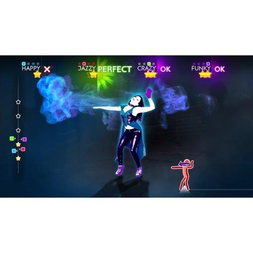 videojuego just dance 4 (wii)