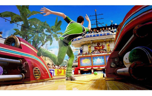 videojuego kinect sports: rivals xbox one