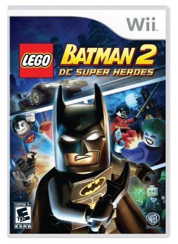 videojuego lego batman 2: dc super heroes (wii)