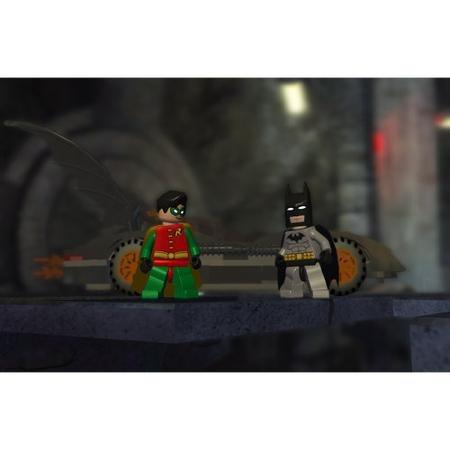 videojuego lego batman para wii