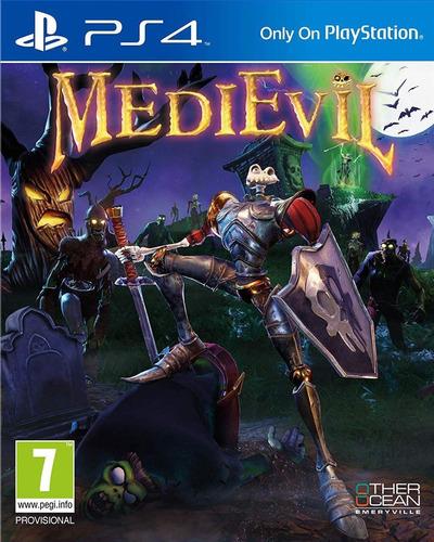 videojuego medievil ps4