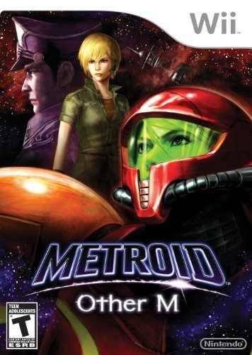 videojuego metroid: other m nintendo wii un color