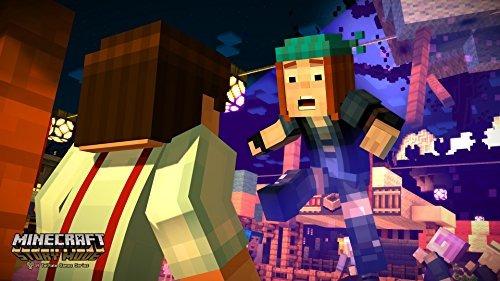 videojuego minecraft: story mode playstation 4 telltale