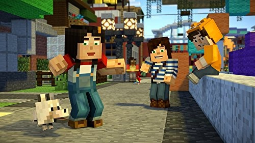 videojuego: minecraft: story mode temporada 2 para xbox one