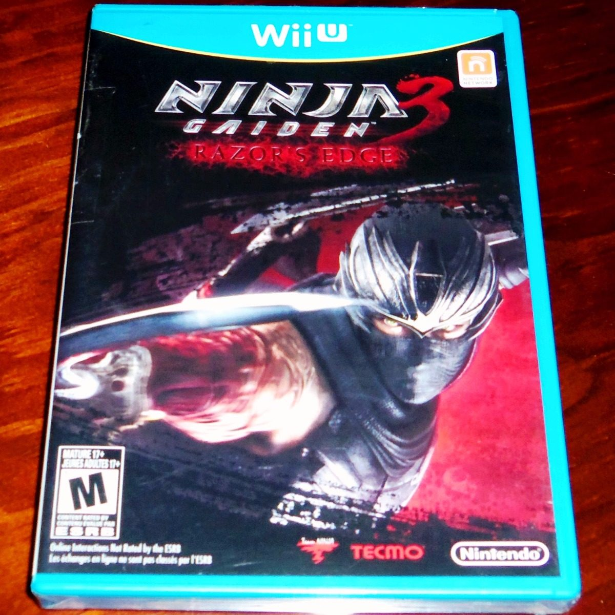 Videojuego Ninja Gaiden 3 Razor S Edge Wii U Nuevo Sellado 740 00 En Mercado Libre