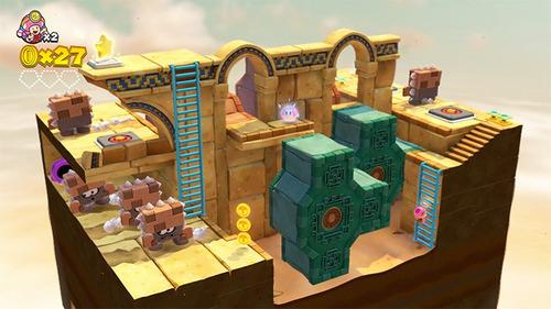 videojuego nintendo switch captain toad treasure tracker
