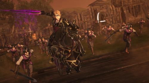 videojuego nintendo switch fire emblem warriors edición s