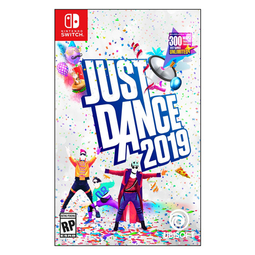 videojuego nintendo switch just dance 2019