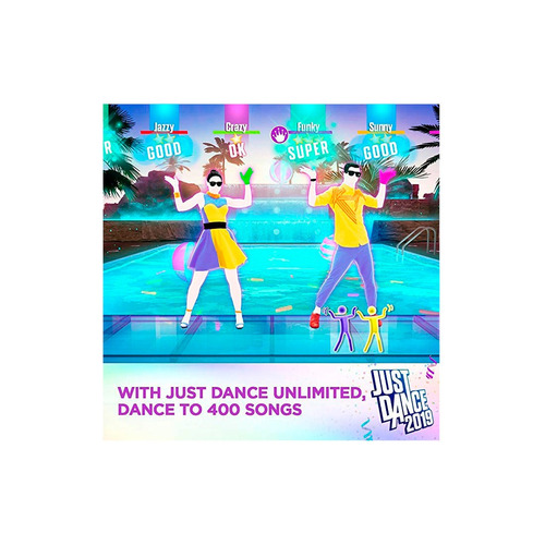videojuego nintendo switch just dance