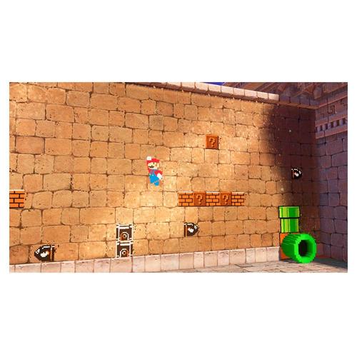 videojuego nintendo switch super mario odyssey