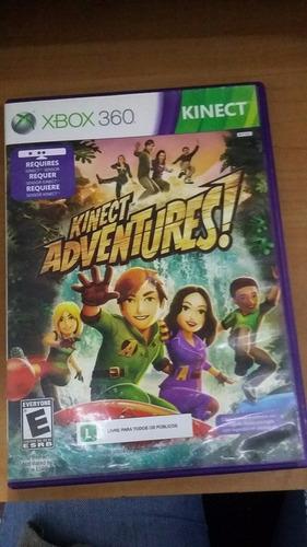 videojuego para xbox 360 kinect aventures!