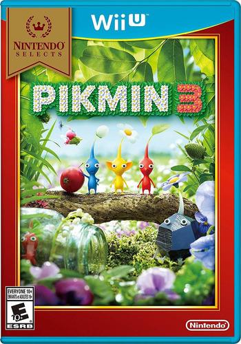 videojuego pikmin wii