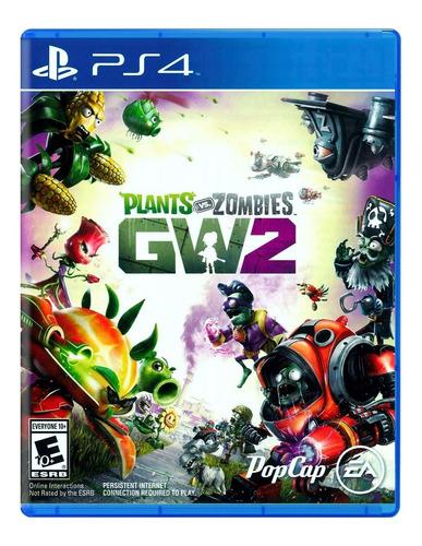 videojuego - plants vs. zombies garden warfare 2  ps4