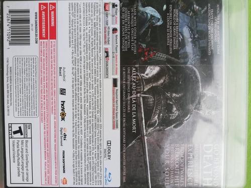 videojuego playstation 3 - dark souls ii - usado