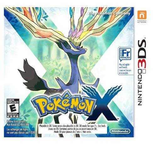 videojuego pokemon nintendo 3ds