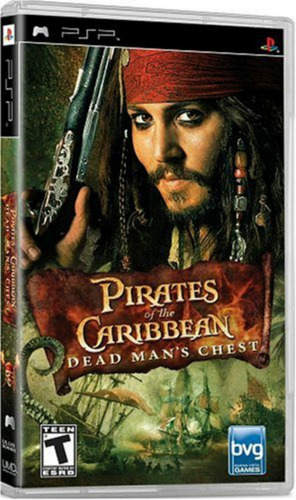 videojuego psp piratas del caribe juego umd 256kb wifi
