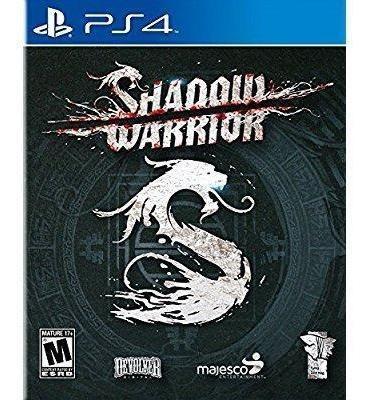 videojuego shadow warrior para playstation 4