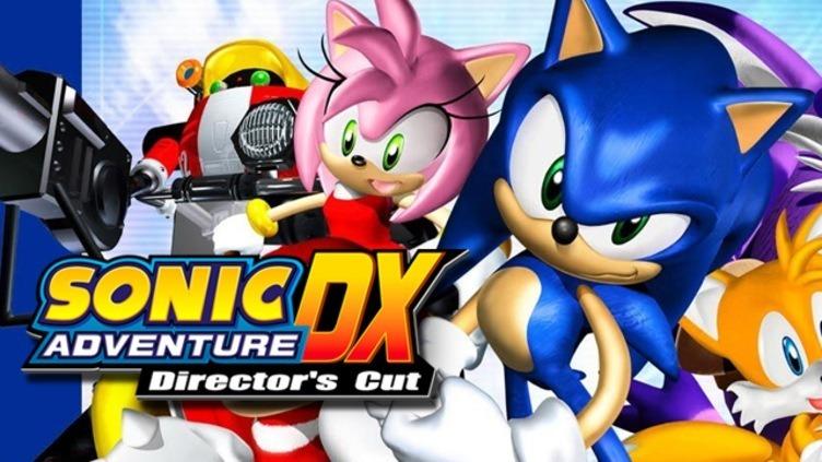 Videojuego Sonic Adventure Dx - Pc Steam