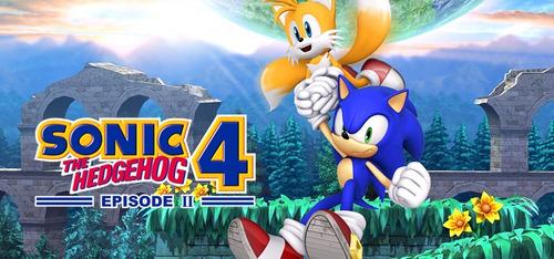 videojuego sonic the hedgehog 4 - episode 2 - pc steam