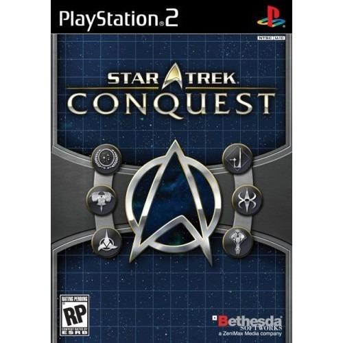 videojuego star trek conquest - playstation 2 playstation 2